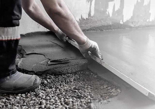 betongarbeider